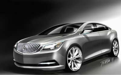 2008 Buick Invicta Concept Car